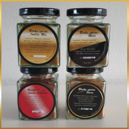Blaka spices